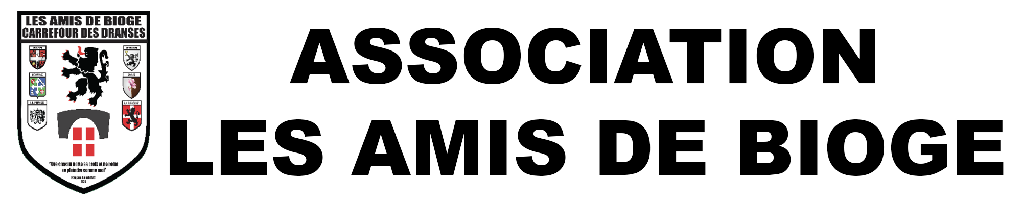 Association Les Amis de Bioge - Carrefour des Dranses